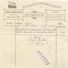 ANTIGUA DE RECUERO (l)