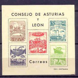 ASTURIAS Y LEON