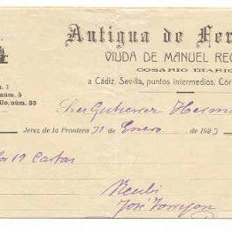 ANTIGUA DE FERNANDEZ