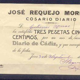 JOSE REQUEJO MOREIRA